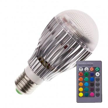 Instalar una bombilla led regulable - Bombillas led regulables ...