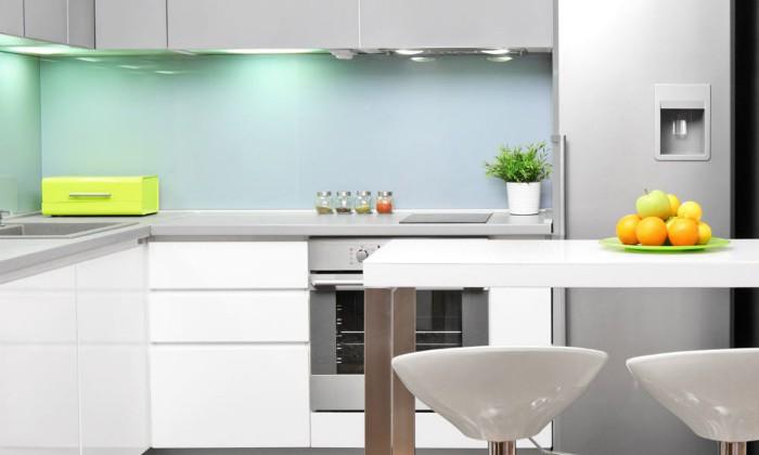 Diferentes ideas con iluminaci n led para ba os - Iluminacion cocina led ...