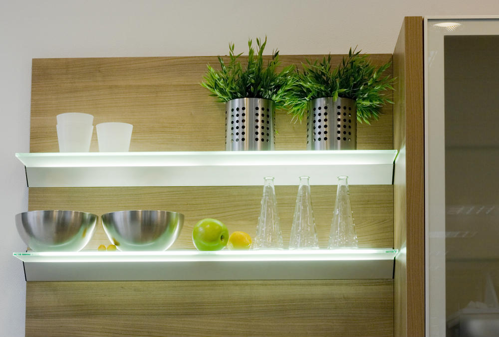 7 ideas c mo iluminar una cocina con led - Regleta led cocina ...