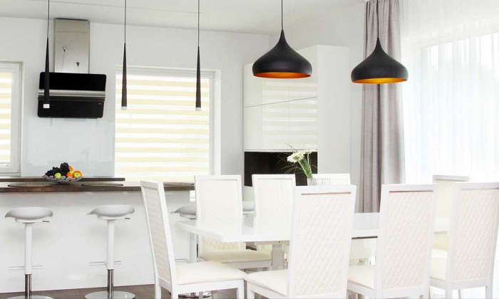 Qué tipo de iluminación influye en la decoración?