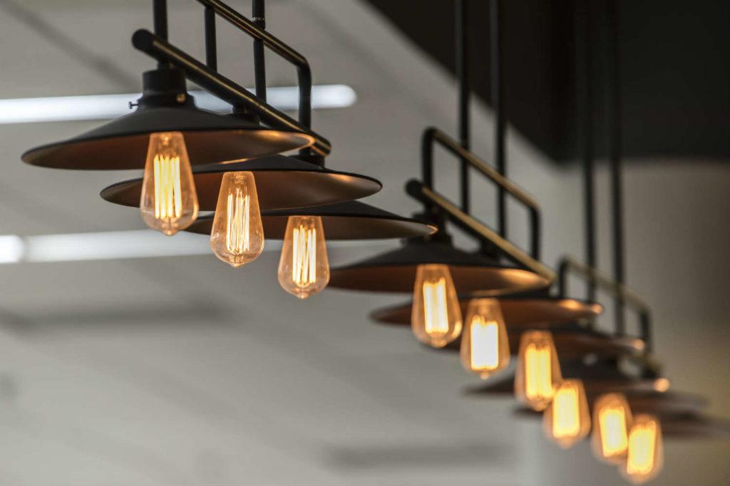 bombillas de filamentos lampara retro