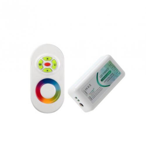 Consejos para instalar tiras led monocolor y tiras rgb for Regulador para led