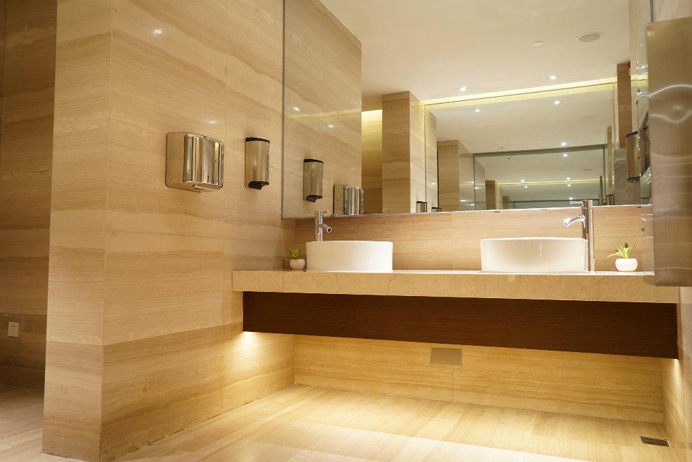 Iluminacion Baño Led:iluminacion led para baños encimera