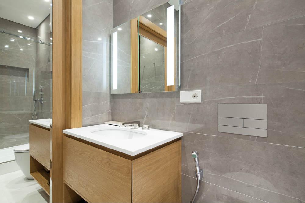 Iluminacion Baño Vintage:Diferentes ideas con iluminación LED para baños