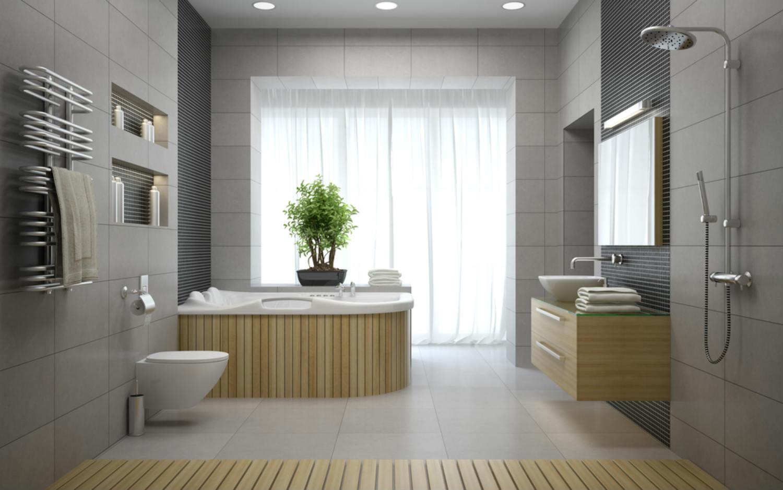 Diferentes ideas con iluminación LED para baños