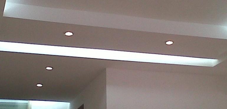 Ojos de buey LED