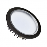 Downlight LED Samsung 30W 120lm/W Negro