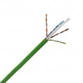 305m Cable SFTP CAT6 Cobre Libre de Halógeno y Hoja CCA