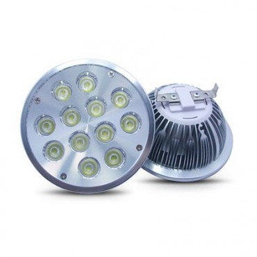 Bombilla LED AR111 12W (12V)