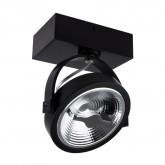 Foco LED Cree Direccionable AR111 15W Negro