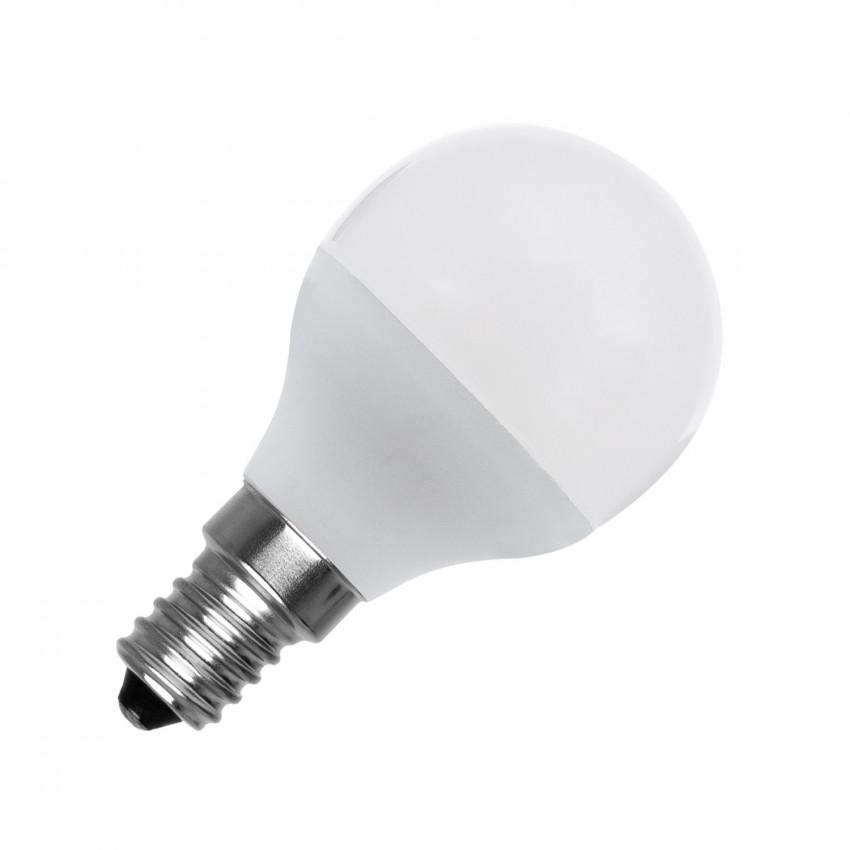 Bombilla LED E14 G45 5W
