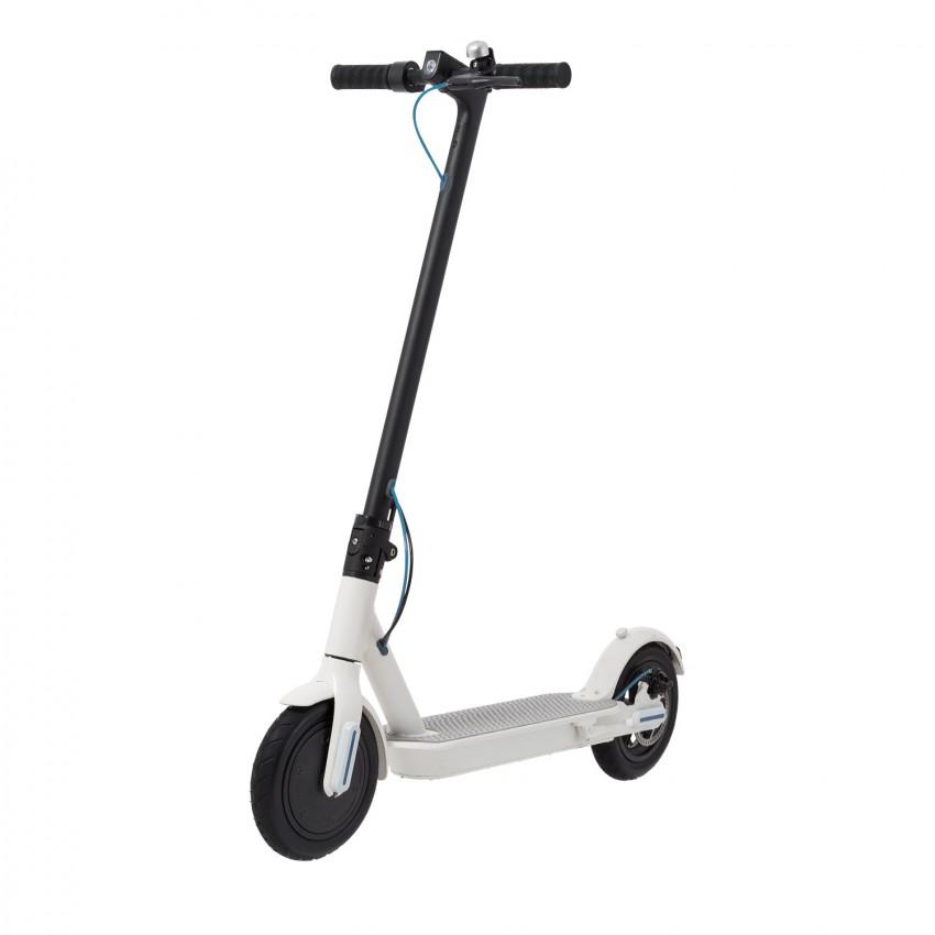 Trottinette-Electrique-Scooter-Motor-25km-h-20Km-250W-7-8Ah-S9-White-Tubeless miniature 5
