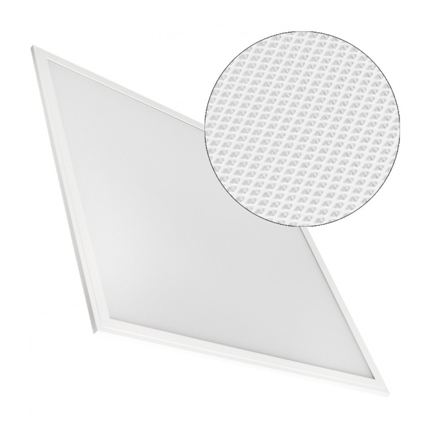 Panel LED 60x60cm 40W 4000lm Microprismático (UGR17) LIFUD
