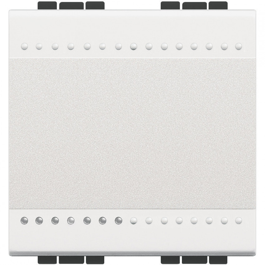 Kit Interruptor Simple Cruzamiento BTicino Living Light