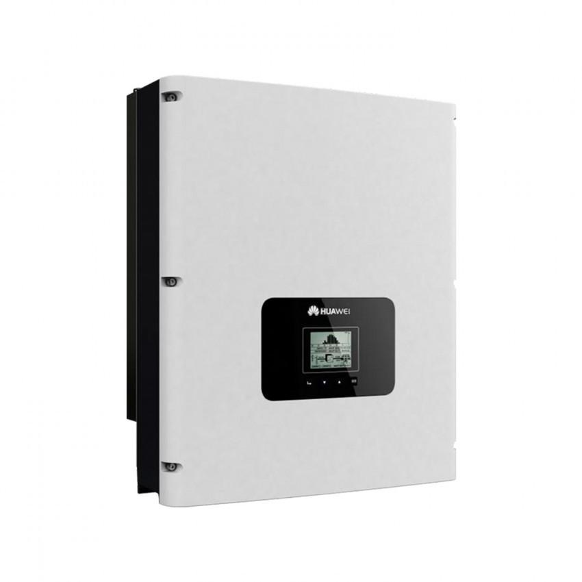 Kit Autoconsumo Fotovoltaico HUAWEI para Empresa Trifásico Sin Baterías 12-15 kW