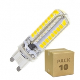 Pack 10 Bombillas LED G9 5W