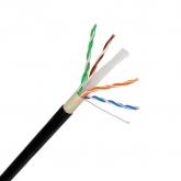305m Cable UTP CAT6 Cobre/Aluminio para Exterior