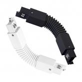 Conector Flexible para Carril Trifásico