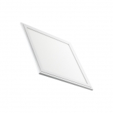 Panel LED Slim Emergencia 30x30cm 18W Marco Blanco