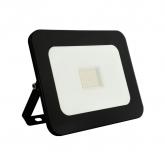 Foco Proyector LED Slim 30W Negro