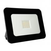 Foco Proyector LED SuperSlim 50W Negro