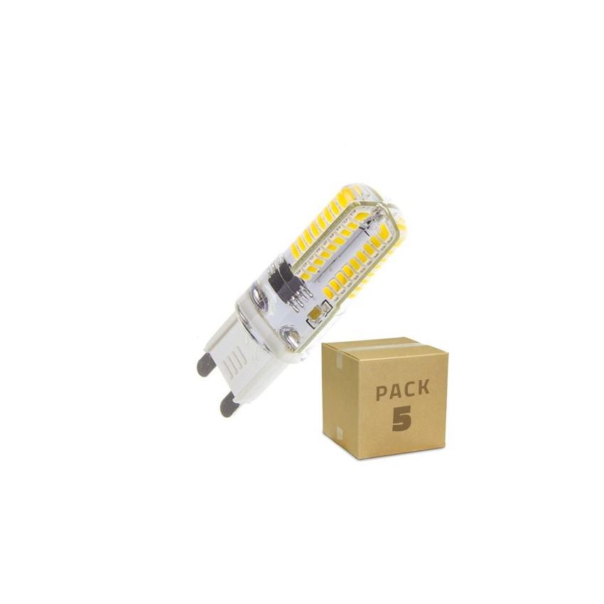 Pack-5-Bombillas-LED-G9-3W
