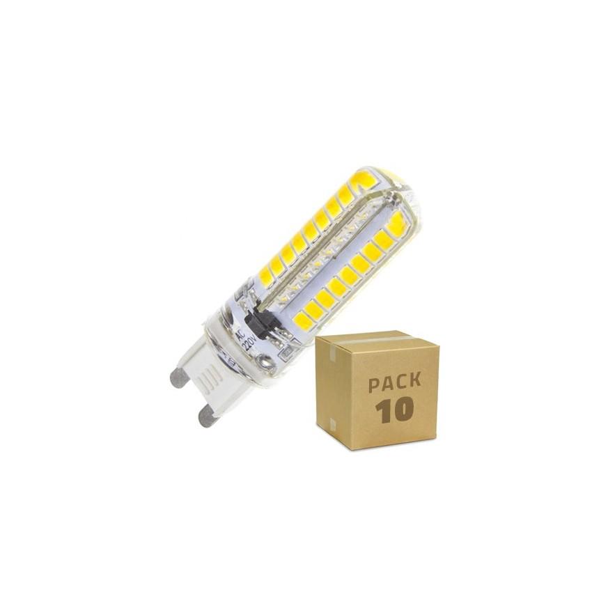 Pack-10-Bombillas-LED-G9-5W
