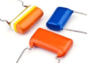 Condensateur électronique