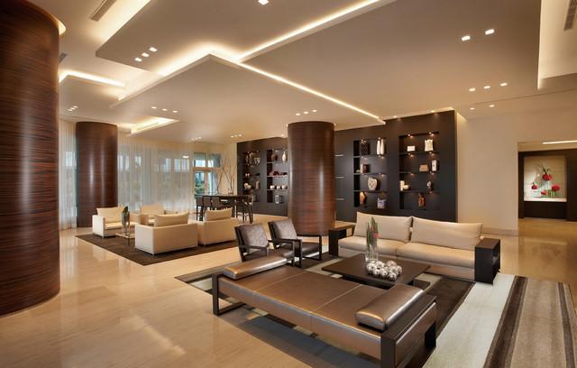 salón contemporáneo