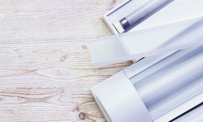 Cómo cambiar tubos fluorescentes por tubos LED