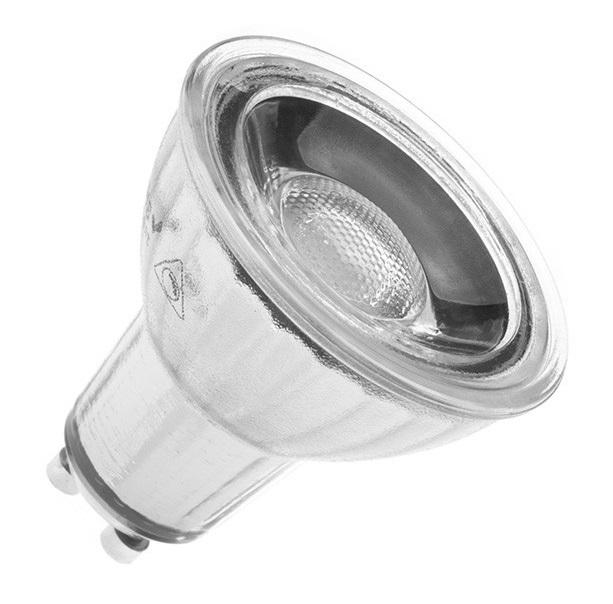 Bombillas LED regulables GU10 de 7W que funcionan a 220V