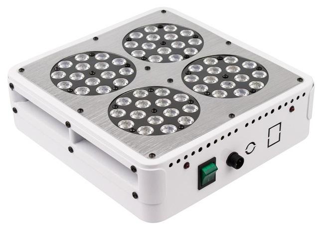 Los focos LED para cultivo son la opción más extendida