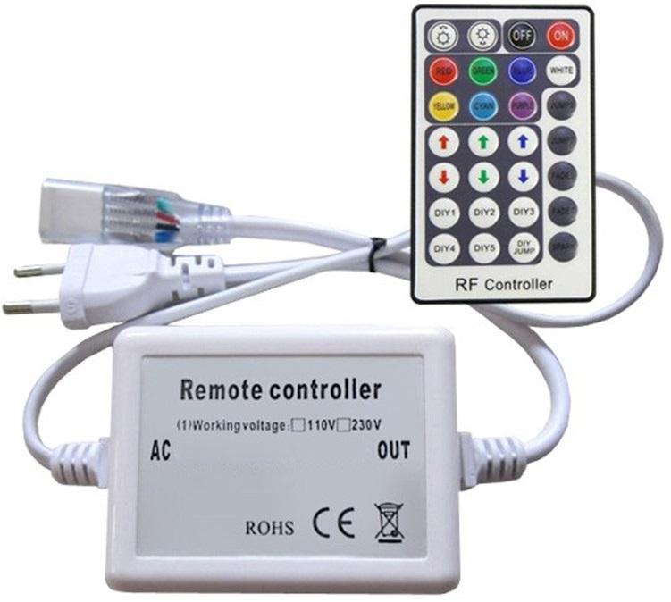 control remoto rf de 28 botones