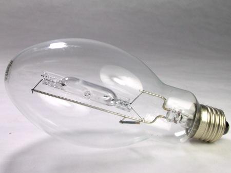 lampara vapor de sodio