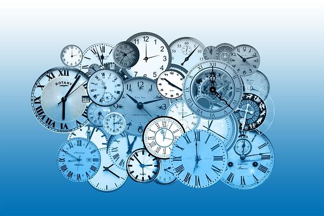 Los ritmos circadianos son nuestro reloj interior.