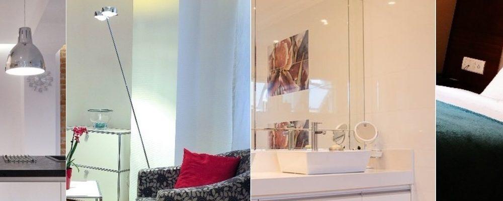 Niveles de iluminación interior en viviendas