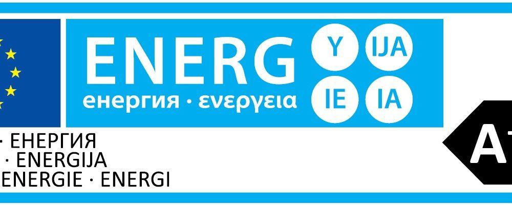 Etiquetado energético europeo